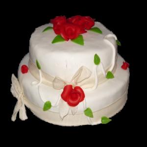 Bílý s růžemi36 porcí1.920,-Kč