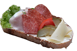 Chléb mix33,-Kč