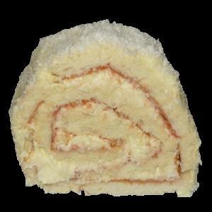 Kokosová roláda17,-Kč