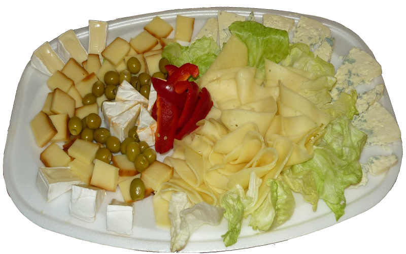 sýrová mísa 1