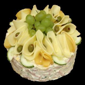 Sýrový dort 510,-Kč
