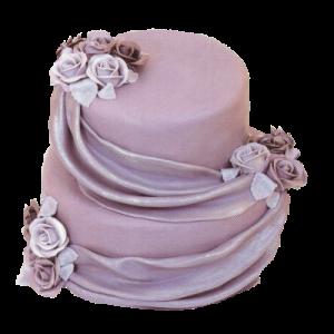 Svatební fialový