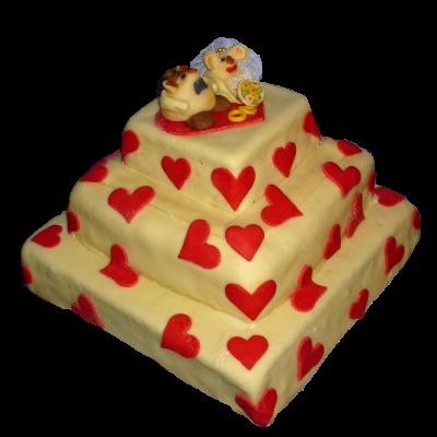 sv. dort srdíčkový