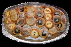 Svatební koláčkyRůzné druhy4,50 Kč/kus