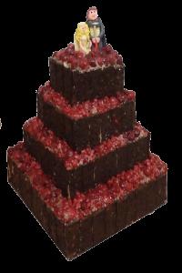 Bezlepkový dort s ovocem60 porcí4.700,-Kč