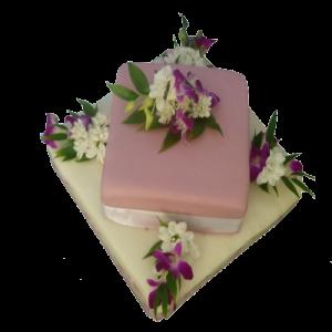 Růžovo-bílý orchidea40 porcí2.500,-Kč